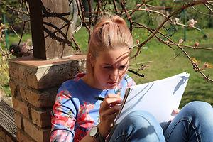 Garden Designer - Coffee Girl Designs