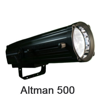 Altman AFS 500 Followspot