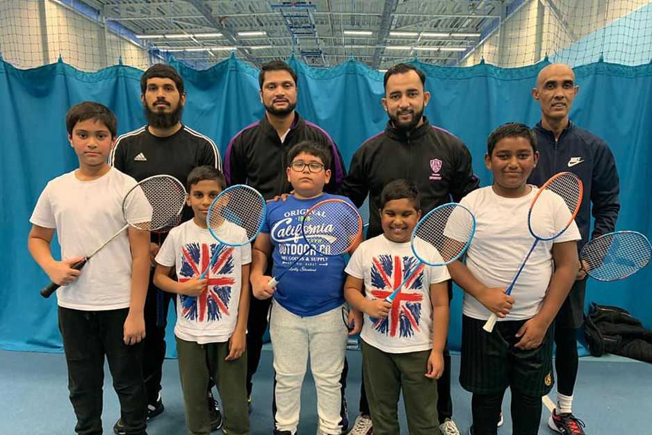 Juniour Badminton Team