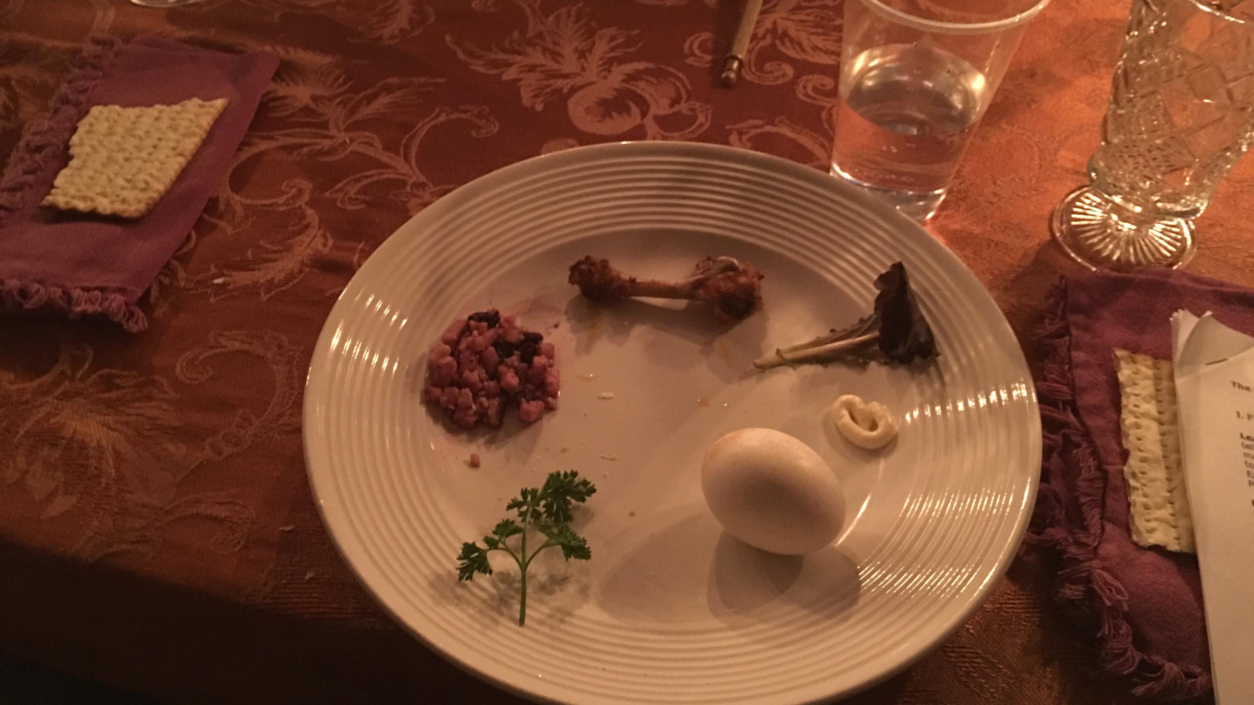 Seder Food