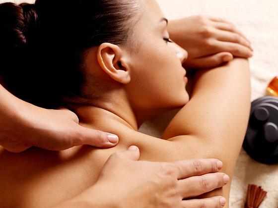 Nuitée et un massage aux choix 55mn