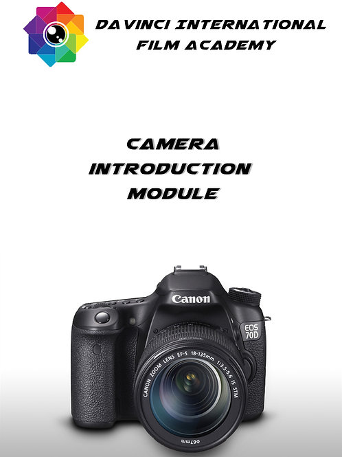 DIFA Accredited Camera Intro Course