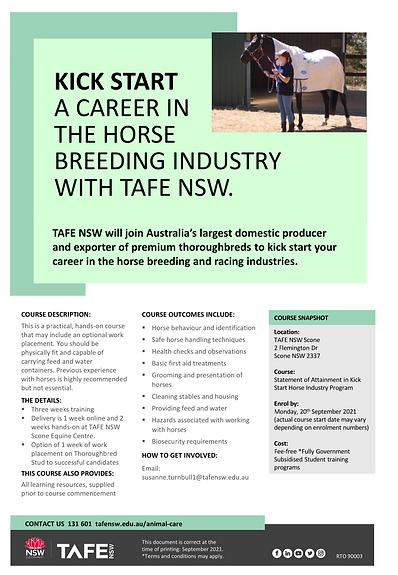 SOA in Kick Start Horse Industry Program.png