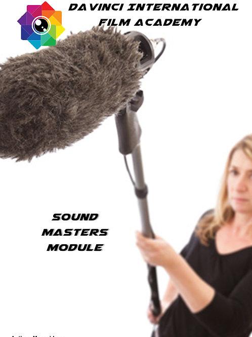 DIFA Accredited Film Sound Masters Course