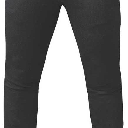 Claude Extra Stretch Black Jeans