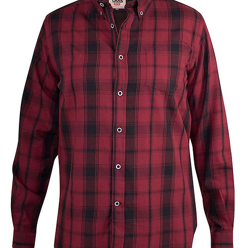 Benalla Check Button Down Shirt