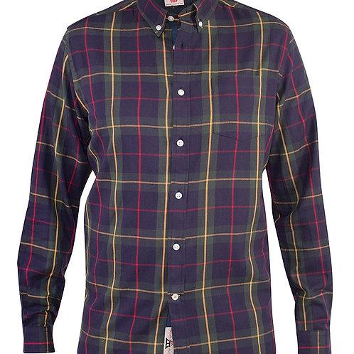 Gladstone Check Button Down Shirt