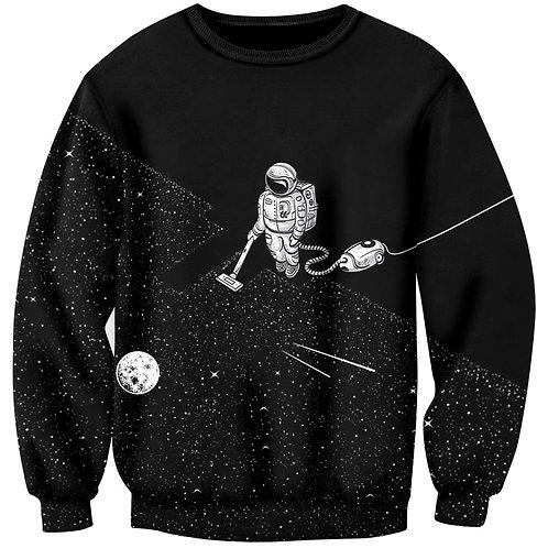 Space Vacuum Sweatshirt