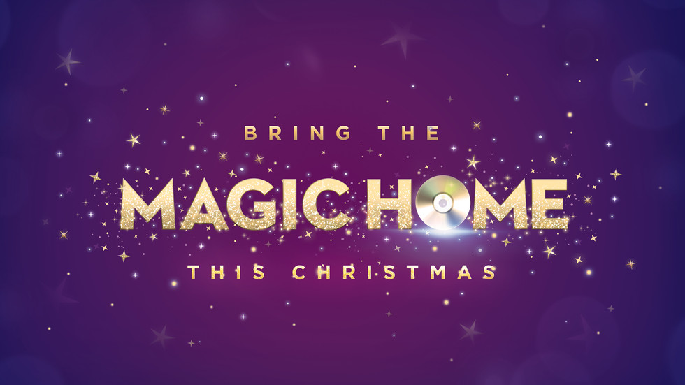 Bring The Magic Home Christmas Campaign