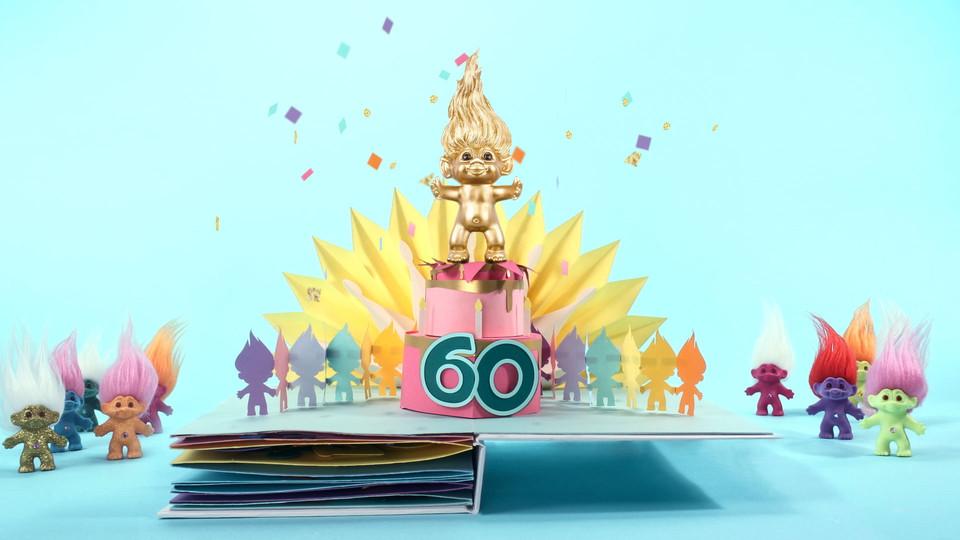 Classic Trolls 60th Anniversary