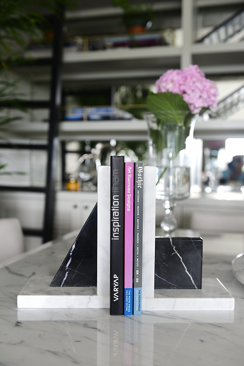 Geo Bookend