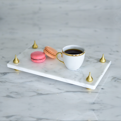 Mereng Marble Tray
