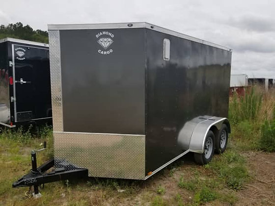 Diamond Cargo 6x12 TA