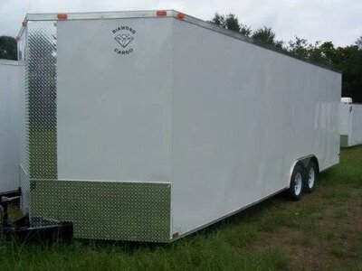 Diamond Cargo 8.5x20