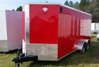 Diamond Cargo 7x16 TA