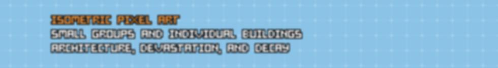 Exterior Pixel Art Information