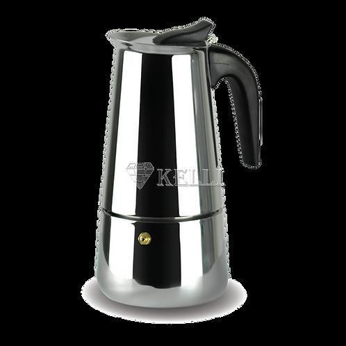Кофеварка Kelli KL-3019 гейзерная 9 чашек