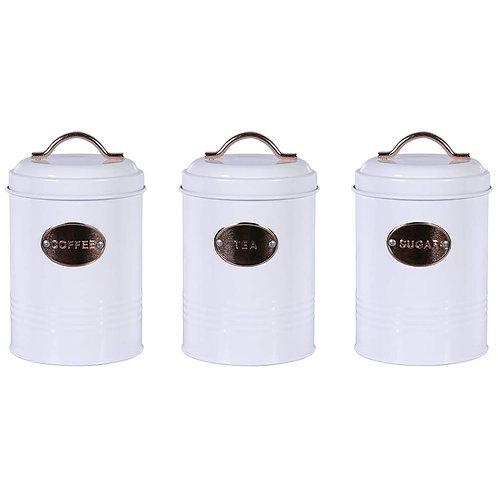 Набор банок для хранения Zeidan Z-1111 3пр обьем 1200мл