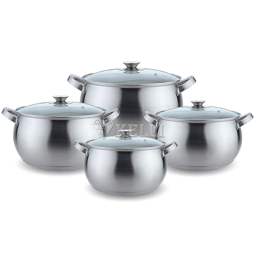 Набор посуды Kelli KL-4221 8 пр