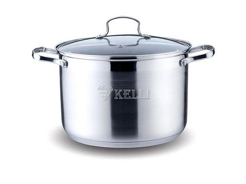Кастрюля Kelli KL-4233 2,1 л нержавейка