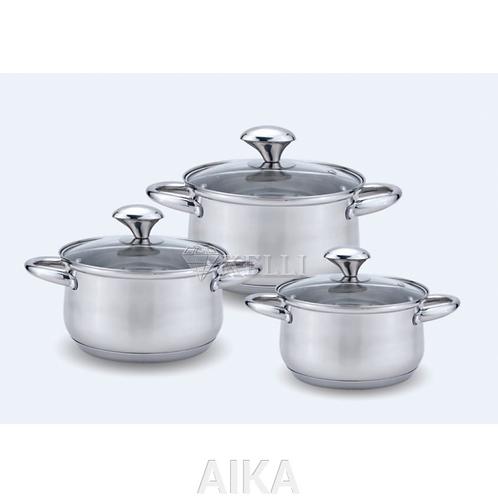 Набор посуды Kelli KL-4210 6 пр