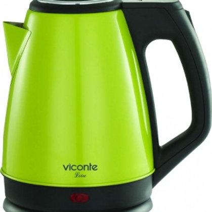 Чайник Viconte VC-3281 2000Вт 1,8 металл салатовый
