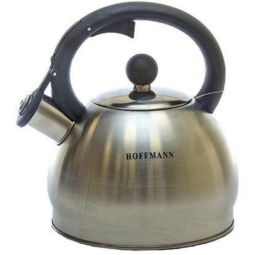 Чайник со свистком из нержавеющей стали. 2 л