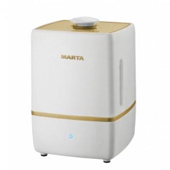 Увлажнитель воздуха MARTA MT-2659 30Вт 5,0л 20ч раб светлый янтарь