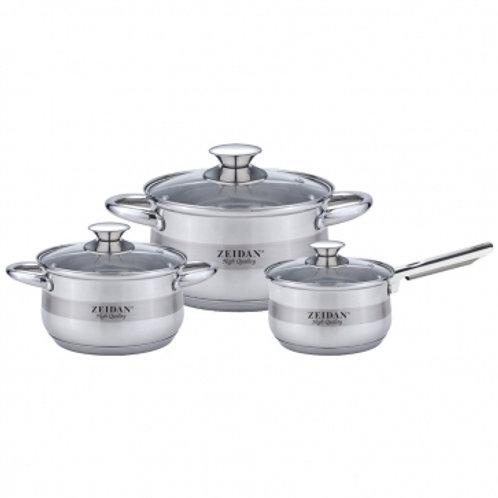 Набор посуды Zeidan Z-50617 6пр