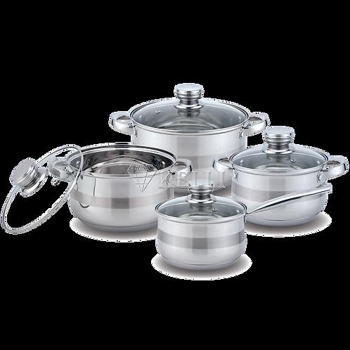 Набор посуды Kelli KL-4213 8 пр