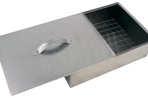 Коптильня Счастливый день (сталь 0.5мм) 330х275х160мм (в пленке)