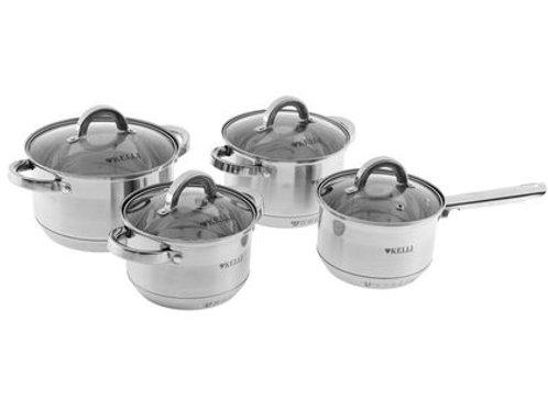 Набор посуды Kelli KL-4245 8 пр