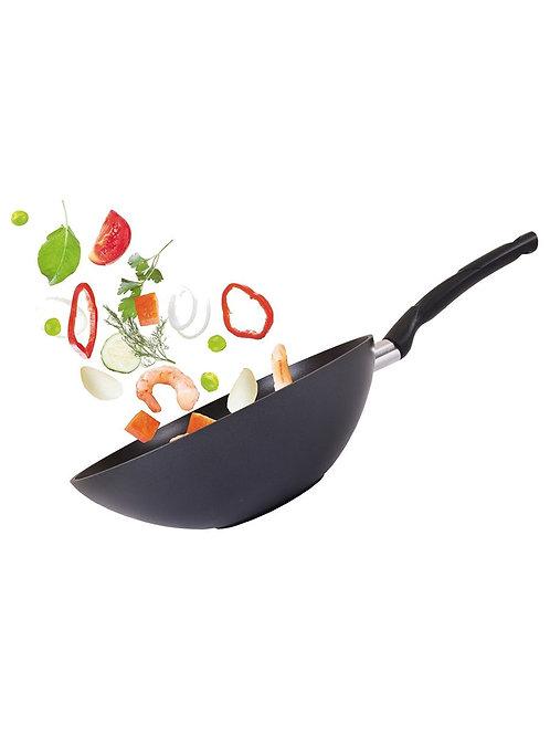 Сковорода WOK 28-9,5 см с антипригарным покрытием