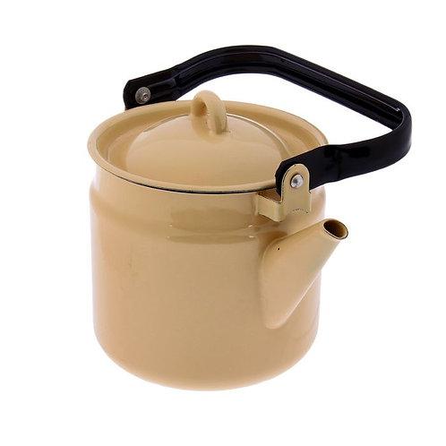 Чайник С-2с25 эмалированный 2,0л. беложснеж
