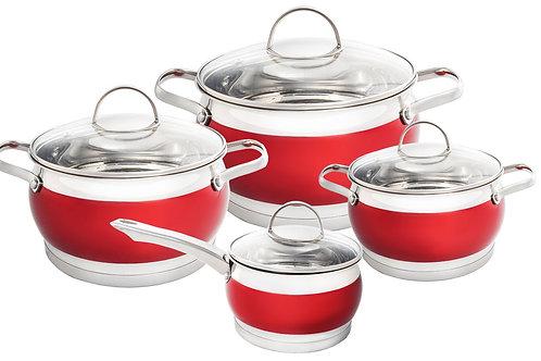 Набор посуды Hoffmann 8 предметов. HM-5858