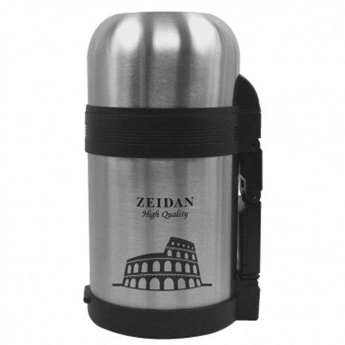 Термос Zeidan Z-9042 600мл нерж.обеденный