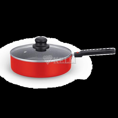 Сковорода GB-2500-сьем руч  22, 24, 26см