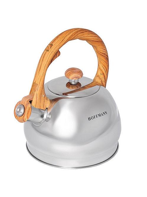 """Чайник """"Hoffmann"""", со свистком, 2 л. НМ 5550"""