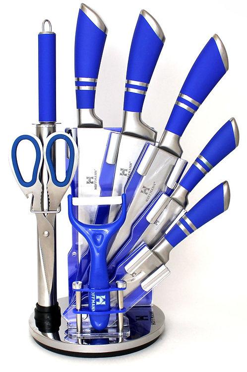 Набор ножей HOFFMANN НМ-6620 9 предметов