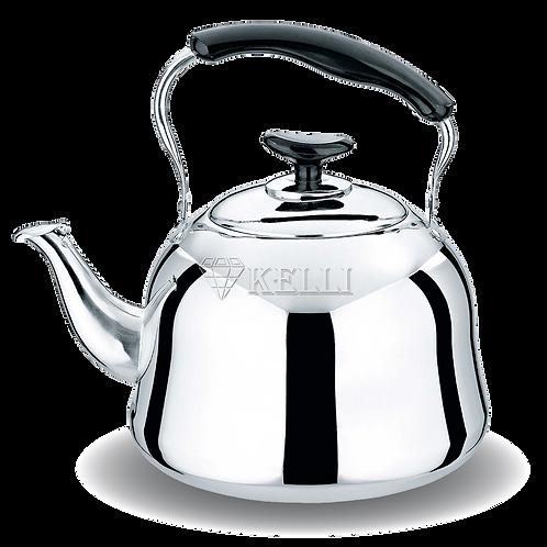 Чайник Kelli KL-3118 4.5л нерж.