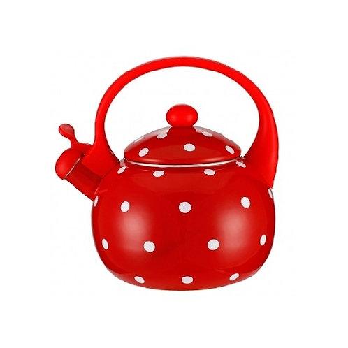 Чайник Zeidan Z-4115-01 Эмаль обьем 2.5л