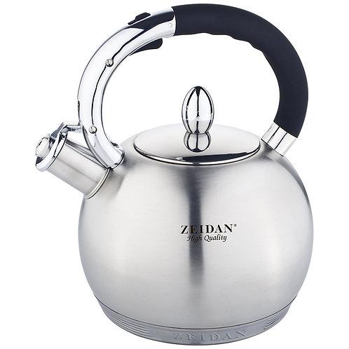 Чайник Zeidan Z-4160 обьем 3,2л нерж