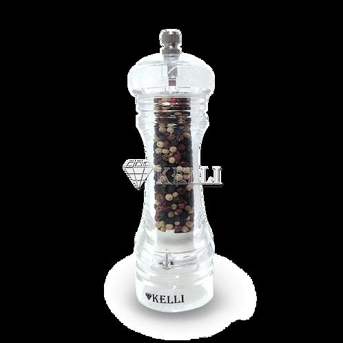 Мельница для перца Kelli KL-11103 пластик 15см