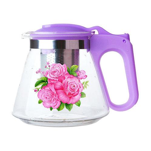 Заварочный чайник АК-5510/15А с фильтром 700мл