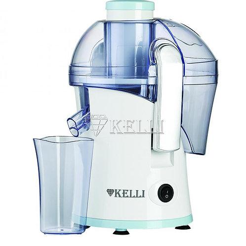 Соковыжималка Kelli KL-5089 400Вт обьем стакана-200мл
