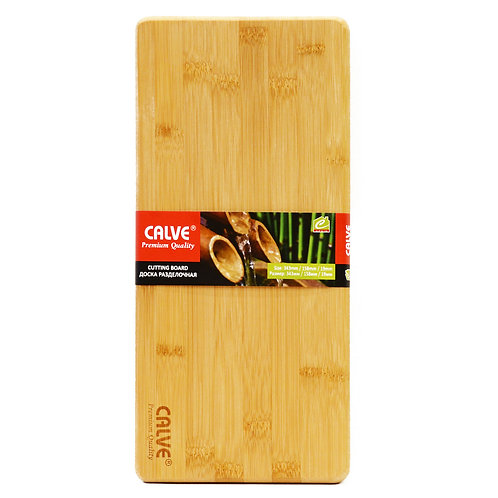 Доска разделочная Calve CL-7036 бамбук 343*158*19