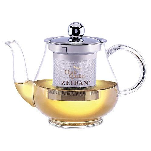 Заварочный чайник Zeidan Z-4210 1000мл стекло