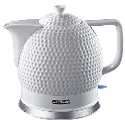 Чайник Ладомир 143 керамика 1200Вт 1,5л