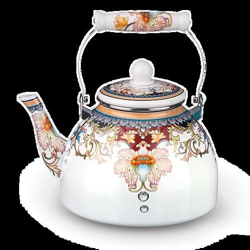 Чайник Kelli KL-4433 обьем 4,0л эмаль