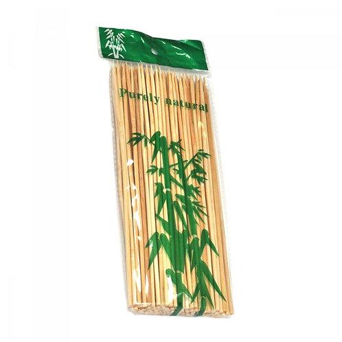 Шпажки бамбук д/шашлыков набор 20см 100*